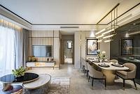 Khám phá phong cách Cosmopolitan Chic căn hộ 3 phòng ngủ THE ANTONIA