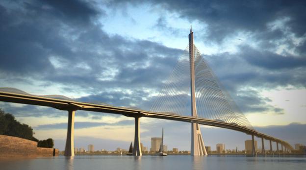 Khởi công xây dựng cầu Cần Giờ vào năm 2022