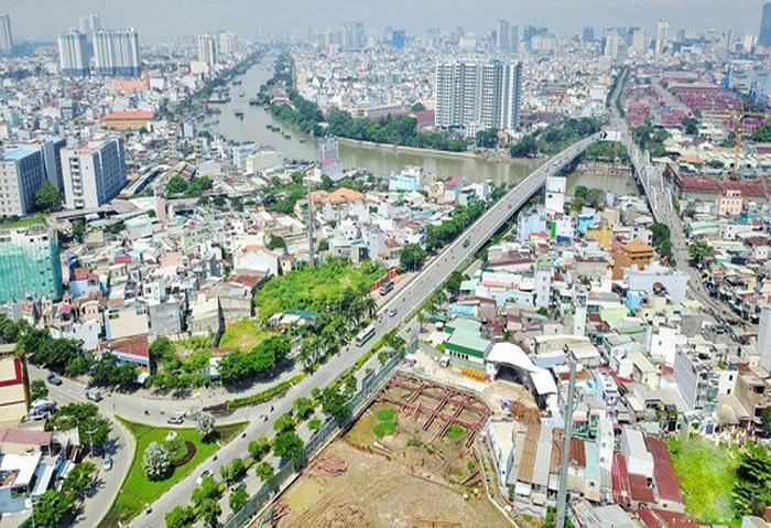 Đại lộ Nguyễn Văn Linh - tuyến đường huyết mạch của Nam Sài Gòn